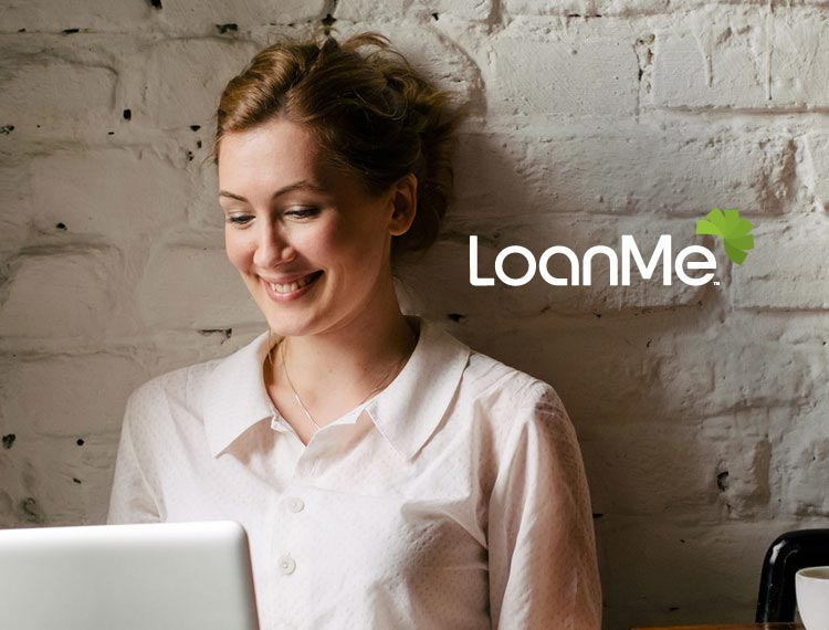 LoanMe Landing Page